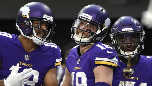 Unsinkable Vikings find whole new world of NFC title contention