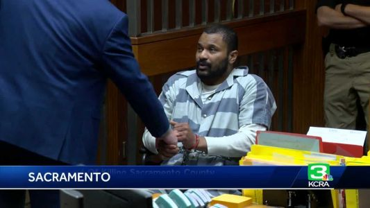 Man accused of killing Sacramento deputy appears in court