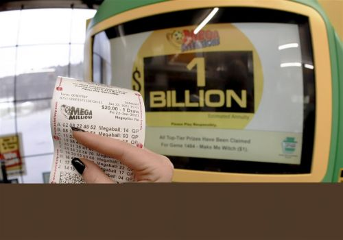 One winning ticket has been sold in the $1 billion Mega Millions jackpot