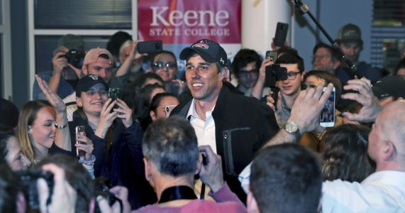 O'Rourke seeks end of voter ID laws that he calls 'racist'