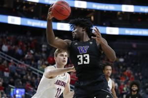 Washington's Isaiah Stewart declares for NBA draft