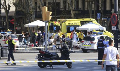 7-year-old confirmed dead after Barcelona attack