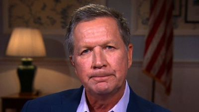 Kasich: Trump should 'correct' Tuesday remarks