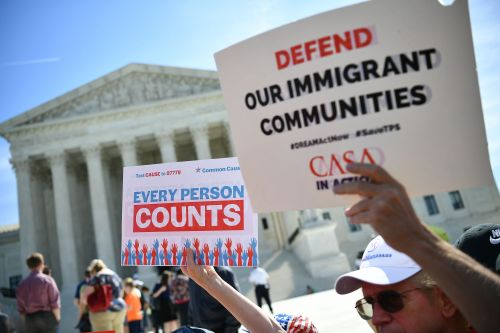 Supreme Court divided on citizenship question for census