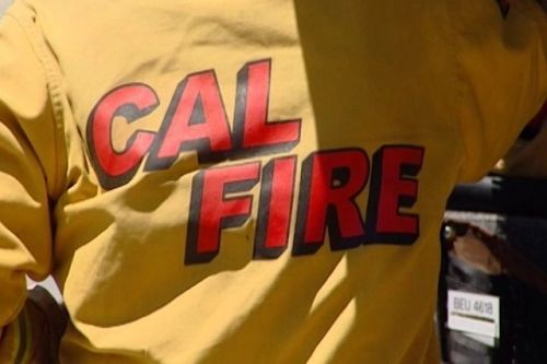 Cal Fire: Fire fighters contain small fire in Felton Sunday night