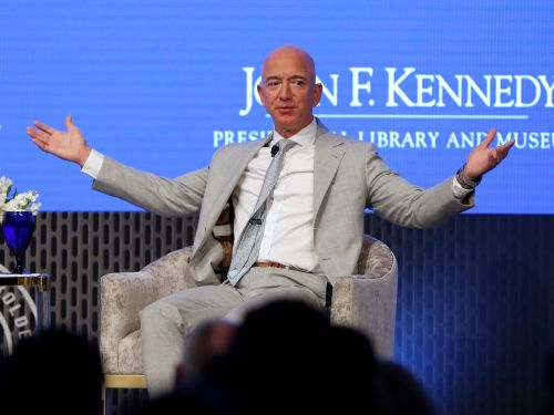 Jeff Bezos' net worth just hit an all-time high. Here's how the richest person in the world makes and spends his $171 billion fortune