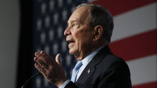 Bloomberg Has Already Spent $450 Million On Ads Since Launching His Campaign