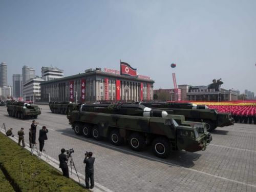 North Korea expanding key base from which missiles could strike the U.S., experts warn