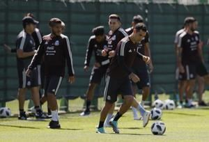 Mexican players can have beef again at the World Cup