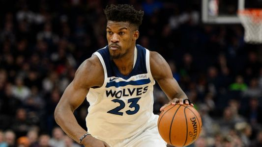 Jimmy Butler reportedly held Timberwolves players-only meeting, said he'll play with them