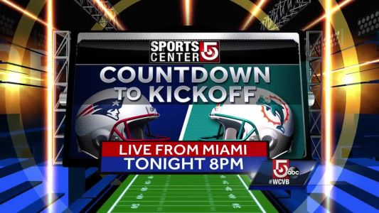 5 fast facts about Patriots, Dolphins Monday Night Football matchup