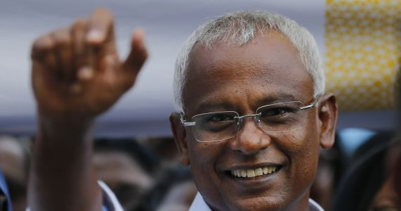 Maldives' top court dismisses outgoing president's petition