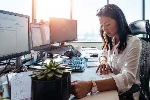 This one factor women say determines success in their career