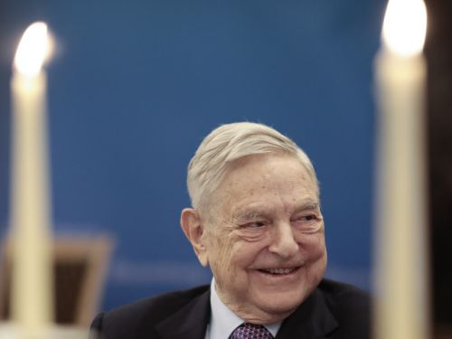 Explosive device found near George Soros' home in New York's Westchester County