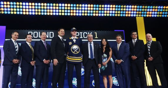 Dahlin to Sabres, Svechnikov to Canes to start NHL draft