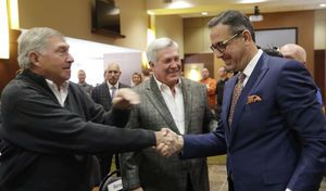 Del Conte steps from TCU to athletic director at Texas