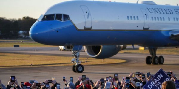Trump's July 4th celebration will have Air Force One fly over the National Mall