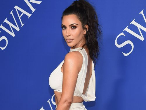 Kim Kardashian West used her body makeup on her grandmother to shut down one of the biggest criticisms people have about her products