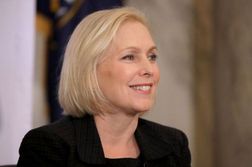 US Sen. Kirsten Gillibrand, D-NY, announces plans for 2020 presidential race