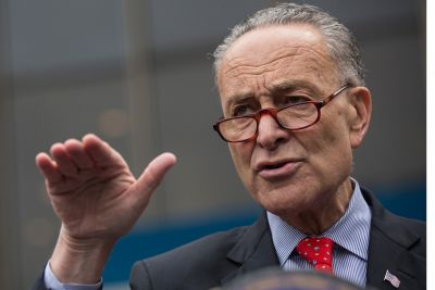 Overhead bins should be free for all fliers: Chuck Schumer