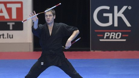 Ninja's delight: Federal judge rules NY's decades-old ban on nunchucks unconstitutional
