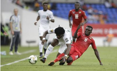 Ivory Coast stumbles, another big team held at African Cup
