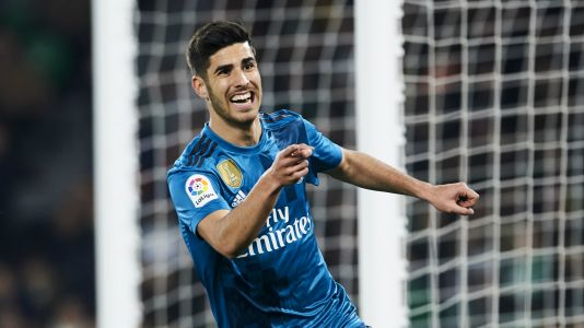 Asensio notches brace as Real Madrid top Betis in eight-goal thriller