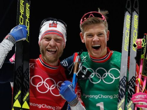 Norway loves winning Olympic medals, and is happy to help others learn its ways