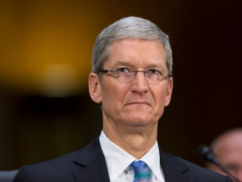 Apple has been granted a temporary restraining order against a man it says has been stalking Tim Cook