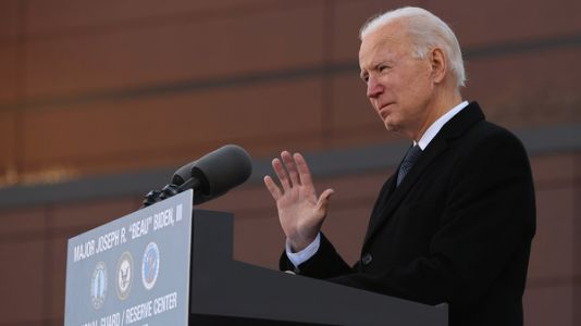 Biden Bids Emotional Farewell To Delaware En Route To The Presidency