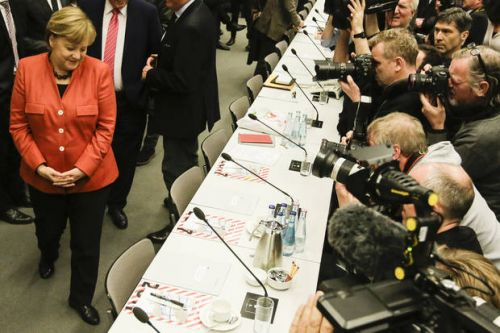 Germany faces uncertainty after coalition talks break down