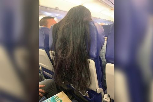 Plane passenger sparks fury online after 'inconsiderate act' photo emerges