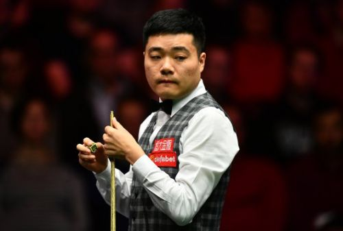 'To Be Number One Is the Target.' China's Ding Junhui Is Taking on the World Snooker Championship