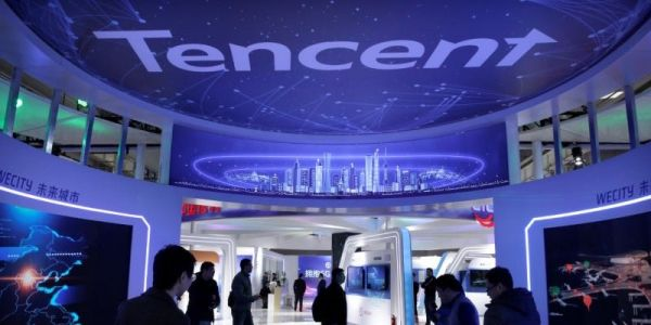 Tencent tumbles 10% following Trump's executive order targeting TikTok and WeChat