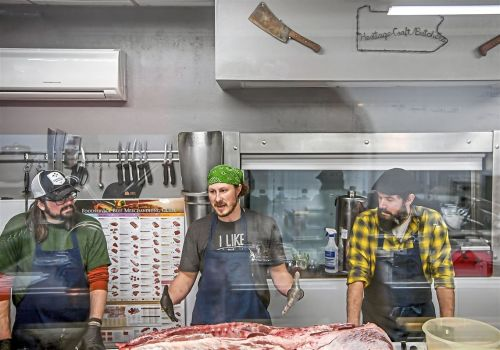 If you love meat, Heritage Craft Butchers in Washington County is where to meet