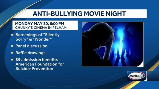 Bullying awareness fundraiser to be held Monday night in Pelham