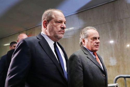 Harvey Weinstein's defense lawyer said he could 'take the abuse'