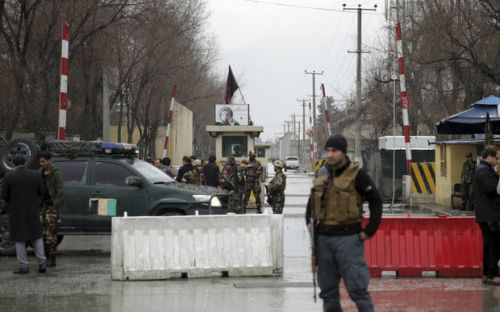 The Latest: IS claims responsibility for Afghan bombing