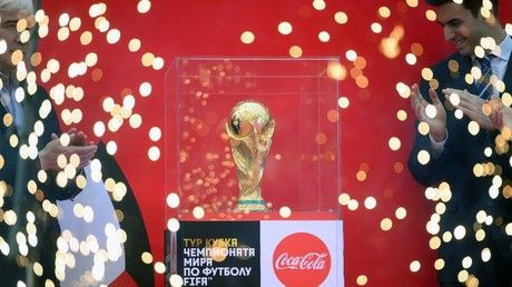Russia & Saudi Arabia kick off FIFA World Cup 2018 in Moscow