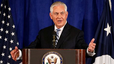 'Clear & concise' Trump won't tell allies his decision on Iran deal - Tillerson