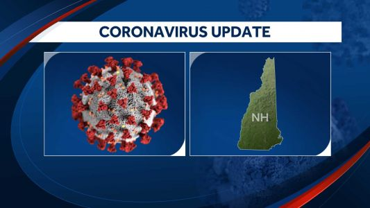 40 new COVID-19 cases reported by health officials in NH