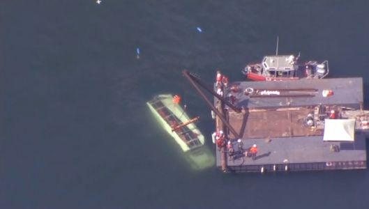 Grand jury indicts captain of duck boat that sank, killing 17