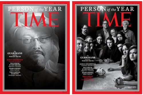 Time magazine on a hiring spree under new owner