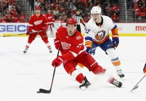 Red Wings re-sign Dylan Larkin to $30.5 million, 5-year deal
