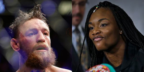 Boxing champ Terence Crawford says Olympic gold medalist Claressa Shields would 'do well' if she faced Conor McGregor