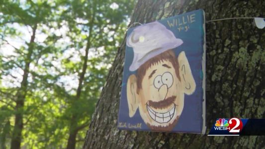 The Great Gnome Project: Orlando art teacher creates interactive art in local neighborhood