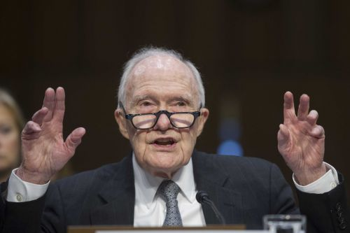 Brent Scowcroft, former adviser to Presidents Ford and Bush dies at 95