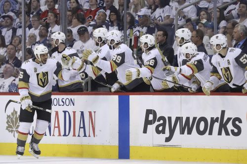 Vegas Golden Knights do the impossible in an impossible way