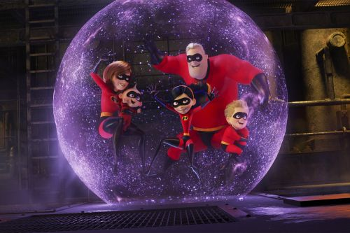 Disney warns 'Incredibles 2' moviegoers about seizure risk
