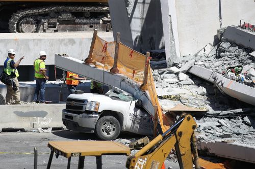 Bridge collapse survivor files first lawsuit